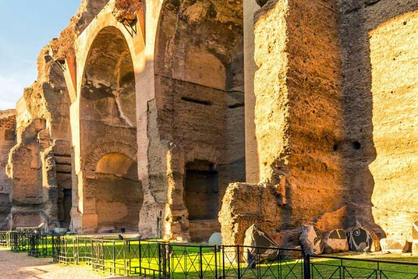 View-Of-Rome-Baths-Of-Caracalla-Big-Bus-Tours